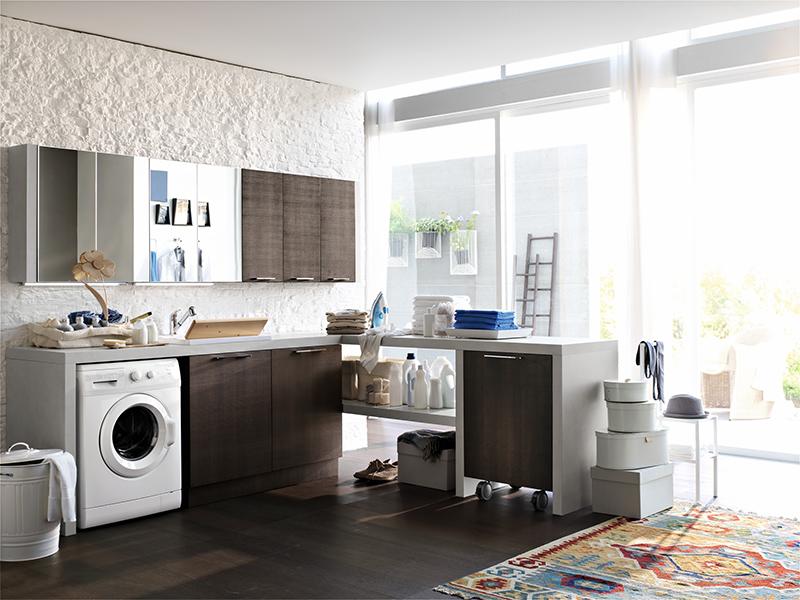 Mobili lavanderia linea bolle arbi