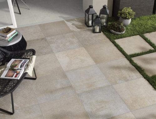 Pavimentazione in gres porcellanato all'esterno: per goderti la tua casa all'aperto