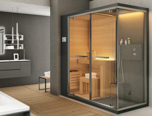 Il mio bagno in stile spa